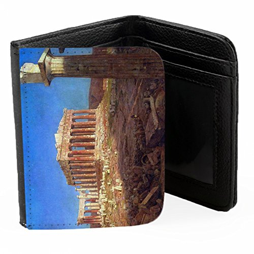 frederick-edwin-church-the-parthenon-noir-pu-portefeuille-ripper-portefeuille-wallet-avec-fentes-pou