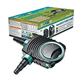 AquaECO Teich-pumpe Geringe Leistungsaufnahme - Koi fische Pumpen Filter Wasserfall - All Pond Solutions (AquaECO-12000)