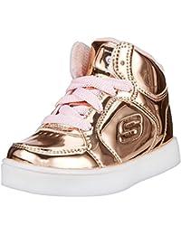 Skechers Energy Lights-Lil Dazzle, Sneaker Bimba