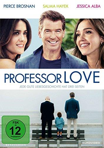 Professor Love - Jede gute Liebesgeschichte hat drei Seiten Getragen Hat