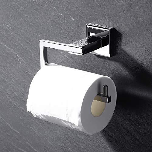 KES Badezimmer Toilettenpapier Halter Wandhalterung Poliert SUS 304 Edelstahl Stahl, A2470 -
