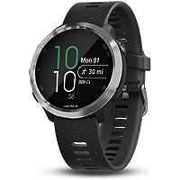 Garmin Forerunner 645M GPS Running Watch, Medium (Black)