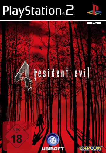 Resident Evil 4 [Software Pyramide] (Spiele Horror Ps2)