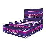 Xcore Xceed Extreme Protein Bar 12x35g - Suplemento para Impulsar los Niveles de Energía, Resistencia y Recuperación - El Mejor Sabor a Galleta y Chocolate