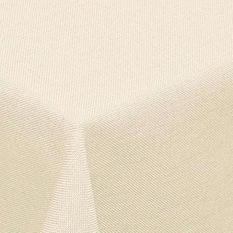 amp-artshop© effetto lino tovaglia · rettangolare 135x 180cm colore wahlbar lo # tovaglia media con protezione antimacchia Eckig 135 x 180 cm champagne