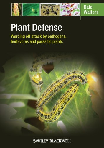 Plant Disease Controls (Plant Defense: Warding off attack by pathogens, herbivores and parasitic plants (English Edition))