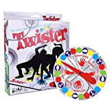 Image for board game IWILCS Twister Board Games, Kids Adults Game Blanket, Balance Floor Gaming Pad for Picnic, Party