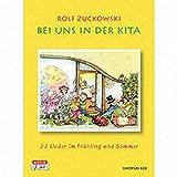 Bei uns in der Kita - arrangiert für Liederbuch [Noten/Sheetmusic] Komponist : ZUCKOWSKI ROLF