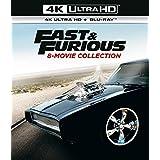 Fast & Furious 1-8