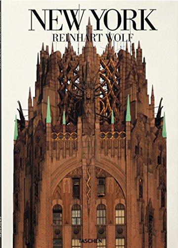 Reinhart Wolf. New York (Fo) por Reinhart Wolf