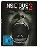 Insidious: Chapter 3 - Steelbook [Blu-ray]