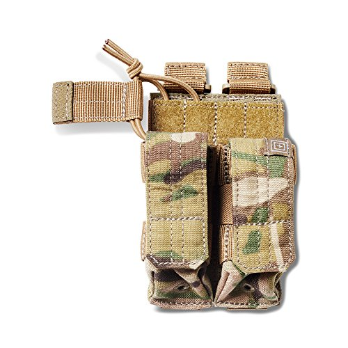 5.11 DOUBLE PISTOL BUNGEE/COVER Multicam -