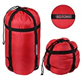 ALPIDEX Kompressionssack für Schlafsäcke oder Kleidung