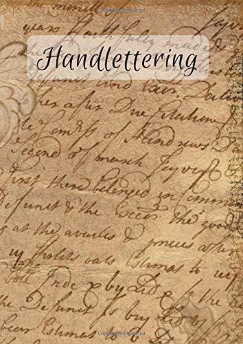 gsheft   Kalligraphie   100 Seiten   DIN A4 ()