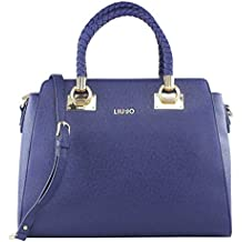 Liu Jo handbag large Anna blue