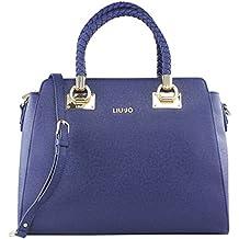 Liu Jo handbag large Anna blue