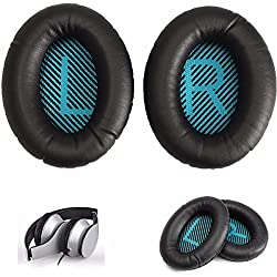 Generic Replacement Headphone Ear Cushion Earpads Cover For Bose QC25 One Piece