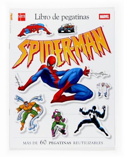 Spider-man. Libro de pegatinas par Alastair Dougall