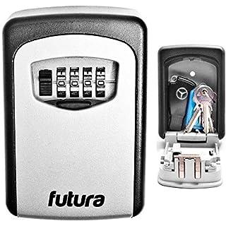 Futura Key Safe Key Safe Genuine Wall Mounted Key Lock Box Safe