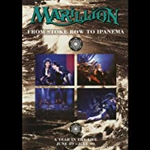 Marillion: From Stoke Row To Ipanema - A Year In The Life, '89-90