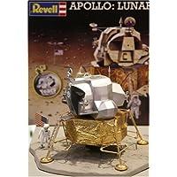 Revell 4828 Apollo: Lunar Module Eagle 1:48
