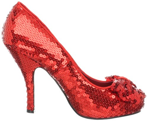 Funtasma , Chaussures à talons femme Red Sequins
