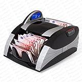 Geldscheinzählmaschine Geldscheinzähler Stückzahlzähler SR-1500 LCD UV