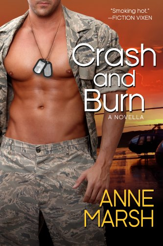 Crash and Burn: A Men of Crash, Fire and Rescue Short Story (English Edition) -