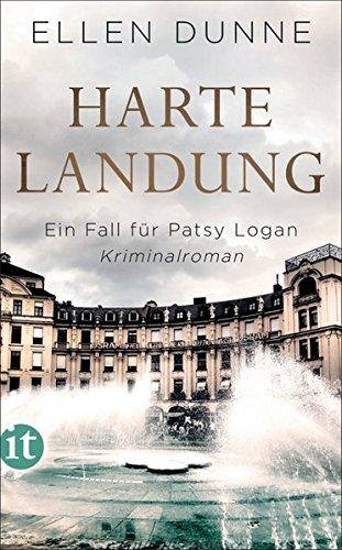 Buchseite und Rezensionen zu 'Harte Landung' von Ellen Dunne