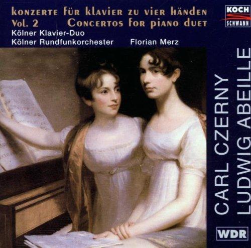 Konzerte für Klavier zu vier Händen Vol. 2 - Sinfonie Czerny