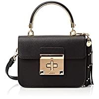 Aldo Crossbody Bag For Women, Polyester, Black - Madone98 (23340403)