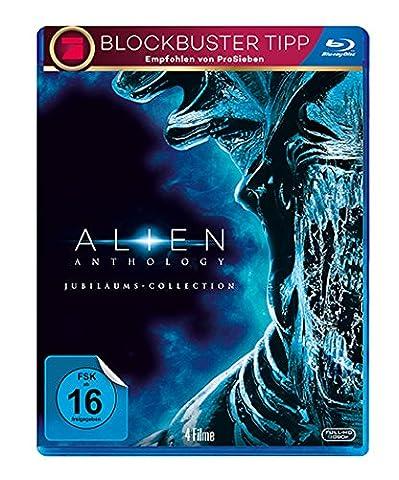 Alien - Jubiläums Collection - 35 Jahre [Blu-ray] (Besatzung Glas)