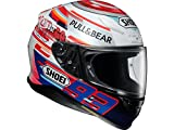 Shoei Helm NXR Marquez PowerUp , S