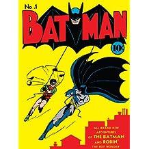 DC Comics Lienzo (60 x 80 cm), diseño de Batman