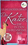 Die Katze, die in den Ohrensessel biss - Band 2: Die Bestseller-Serie (Die Katze, die ...)