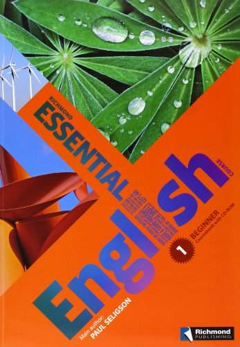 Essential english. Coursebook. Con espansione online. Per le Scuole superiori. Con CD Audio. Con CD-ROM: 1