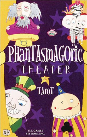 Phantasmagoric Theater Tarot par Graham Cameron
