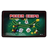 Jonquin Casino Poker Set With 300 Poker Chips