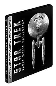Star Trek Trilogy (Steelbook) (3 Blu-Ray)