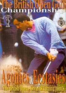 British Open Golf Championship - the Agonies and Ecstasies [Import anglais]