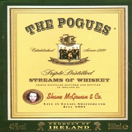 Streams of Whiskey by Pogues (2002-02-05)