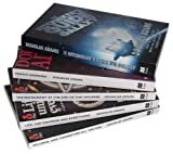 The Hitchhiker's Guide to the Galaxy 5 Book Set