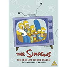 The Simpsons - Season 2 [DVD]