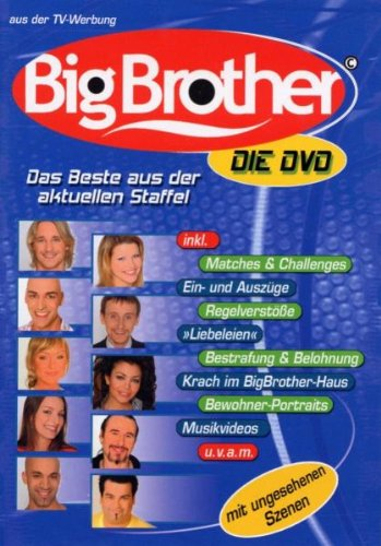 Big Brother - Die DVD