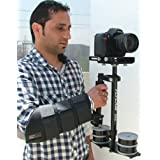 Flycam Nano Camera Stabilizer with Arm Brace and Quick Release