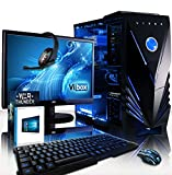 The Vibox Centre 4 really is the perfect gaming PC for anyone looking to balance high performance and affordability. At it's core it boats the extremely fast, Quad Core CPU combined with plenty of RAM, a large hard drive and a extremely powerful, ded...