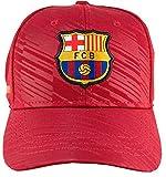 Kappe Garnet Junior FC. Barcelona - Lizenziertes Offizielles Produkt - Kinder mit einstellbare größe