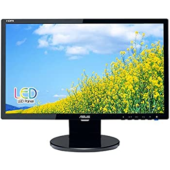 Amazon In Buy Asus Ve228h 21 5 Inch Full Hd Led Monitor