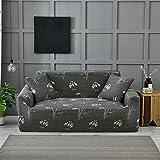 LDIW Sofa Abdeckung Stretch Sofabezug Sofaüberwurf Möbelschutz Sofaüberzug Couchbezug Polyester Elastische Sofabezug,#038,2seat