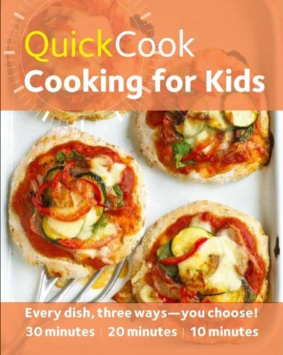 Quick Cook Cooking for Kids by Emma Jane Frost (2013-08-06)